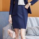 新鮮人腰身窄裙上班裙 [21S023-PF]美之札