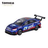 【日本正版】TOMICA PREMIUM 24 速霸陸 WRX STI 跑車 SUBARU 玩具車 多美小汽車 - 887164