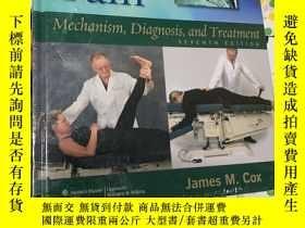 二手書博民逛書店Low罕見Back Pain (16開)Y14581 看圖 看圖