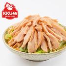 【免運組】軟嫩煙燻雞肉片3包組 (1kg...