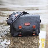 相機包單反防水攝影包側背單反包微單包【雲木雜貨】