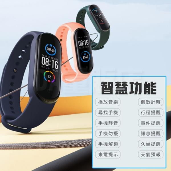 小米手環5 標準版 台灣出貨 保固一年 送錶帶 充電線 智慧手錶 智慧手環 智能 心律監測 運動