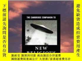 二手書博民逛書店The罕見Cambridge Companion To New Religious MovementsY256