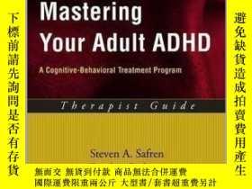 二手書博民逛書店Mastering罕見Your Adult Adhd: A Cognitive-behavioral Treatm