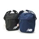 New Balance 足球款 側肩背包 BG03080- 黑色/藍色【iSport愛運動】