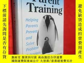 二手書博民逛書店Handbook罕見of Parent Training: He