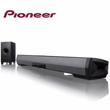 ★結帳現折 現貨  Pioneer  先鋒 SBX-N700 無線網路前置揚聲器系統 SoundBar  藍牙 無線傳輸