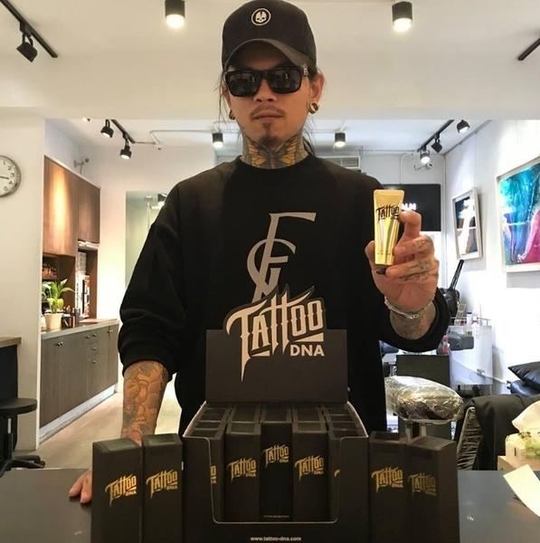 台灣第一紋身品牌【TATTOO DNA】極致刺青紋身保養品 修護增豔微刺青紋眉修眉大小圖
