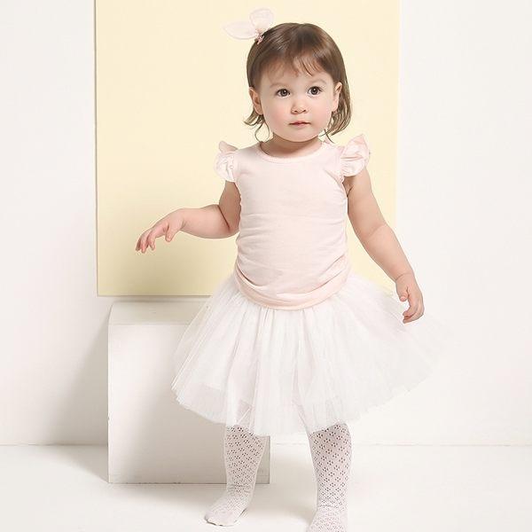 韓國 HAPPY PRINCE 素色雪紡澎裙  Lace Tutu Skirt - 2色