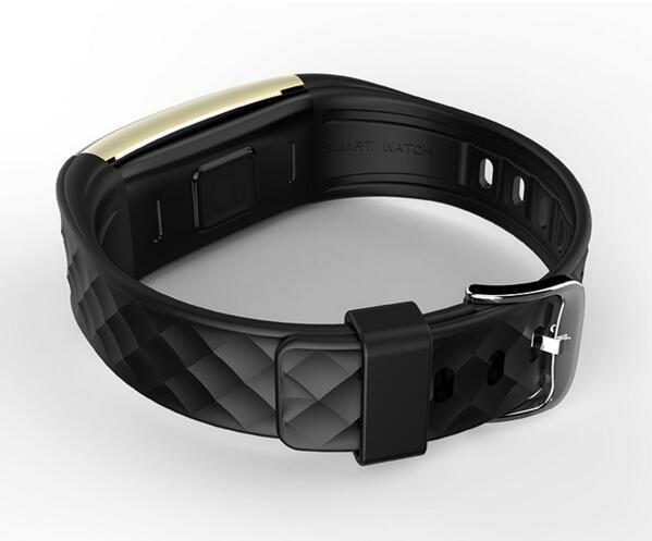 時尚精品S2米友動態高顏值睡眠運動計步智慧提醒智慧手環-金牛賀歲