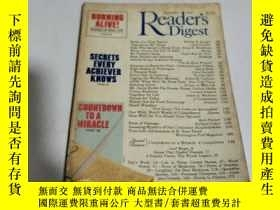 二手書博民逛書店Reader s罕見Digest 1987(英文)Y200392