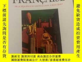 二手書博民逛書店Mille罕見et cent ans de poesie francaise : De Sainte Eulali