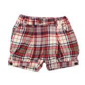 【愛的世界】純棉經典法蘭絨短褲/2~6歲-中國製- ★秋冬下著