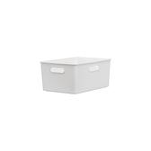 KEYWAY 博多系列 收納盒 5L 白色 型號TBD10-1