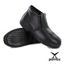 PAMAX帕瑪斯安全鞋-雙拉鍊中筒高抓地力安全鞋、皮鞋兩用 ※ PA20201FEH