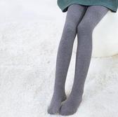 女童連褲襪加絨加厚秋秋冬裝襪白色兒童打底褲襪子 晴天時尚館