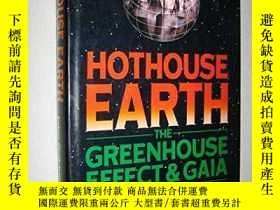 二手書博民逛書店Hothouse罕見Earth - The Greenhouse