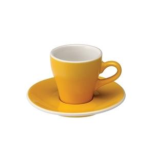 Loveramics Pro-Tulip濃縮咖啡杯盤組-共6色黃