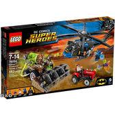 樂高積木LEGO《 LT76054 》超級英雄系列 - 蝙蝠俠 : Scarecrow™ Harvest of Fear
