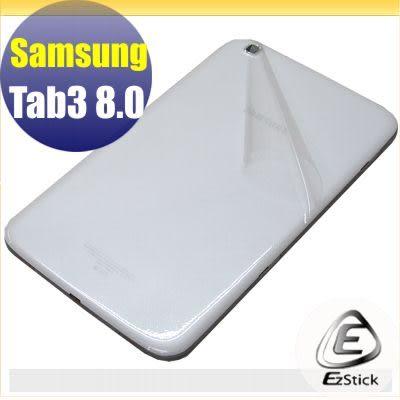 【EZstick】SAMSUNG Tab3 8.0 T3100 / T3110 系列專用 二代透氣機身保護貼(平板機身背貼)DIY 包膜