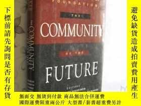 二手書博民逛書店The罕見Drucker Foundation: The Community of the Future (J-B