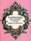 二手書博民逛書店 《Symphonies Nos. 8 and 9 in Full Score》 R2Y ISBN:0486260356│Beethoven