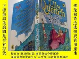 二手書博民逛書店Lily罕見quench And the lighthous of SKELLIG MOR: 莉莉·查克和斯凱利格