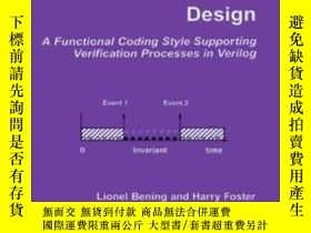 二手書博民逛書店Principles罕見Of Verifiable Rtl Design - A Functional Codin
