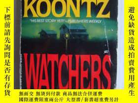 二手書博民逛書店Watchers罕見英文原版Y146810 Dean Koont