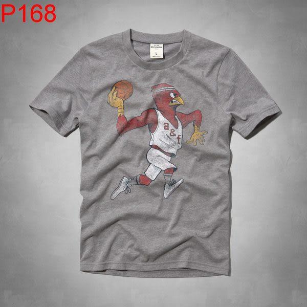 AF Abercrombie & Fitch A&F A & F KIDS 男 小孩款 當季最新現貨 T-Shirt 小a P168