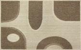 范登伯格 綠洲★大地系圈毛踏墊(內附止滑網)-山坡60x90cm