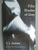 【書寶二手書T1/原文小說_KCX】Fifty Shades of Grey 1_E L James