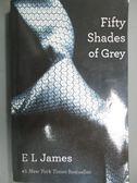 【書寶二手書T2/原文小說_KCX】Fifty Shades of Grey 1_E L James