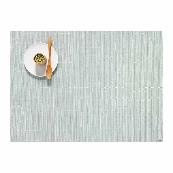 美 Chilewich-竹編Bamboo系列餐墊-36*48cm-青玉
