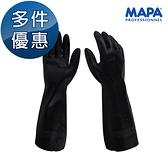 【醫碩科技】MAPA 防酸鹼溶劑手套 420 多件優惠中