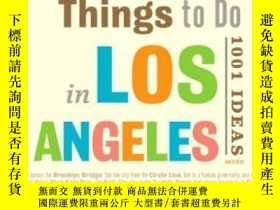 二手書博民逛書店The罕見Best Things To Do In Los AngelesY364682 Joy Yoon U