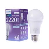 飛利浦LED超極光球型燈泡10.5瓦晝光色