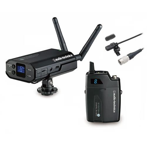 鐵三角  攝相機用無線麥克風(腰掛) ATW1701L