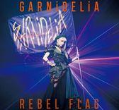 GARNiDELiA REBEL FLAG 初回盤 CD附DVD 免運 (購潮8) 190759403129