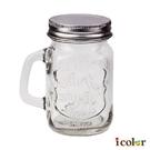 icolor 多用途玻璃梅森瓶(140ml)
