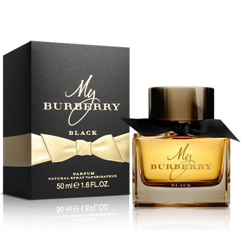 Burberry My Burberry Black 女性淡香精(50ml)-送品牌小香隨機款★ZZshopping購物網★