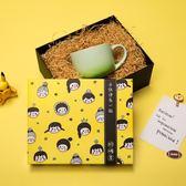 涂鴉禮品盒精美禮物盒子生日禮盒大號禮盒