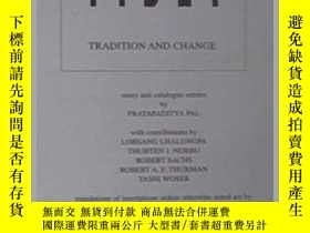 二手書博民逛書店【包罕見】Tibet: Tradition and Change