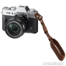 相機帶灃標手繩單反手腕帶佳能EOSRM5M10M200微單相機腕帶索尼A6000A6300A64 【快速出貨】