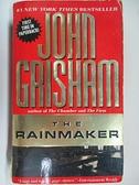 【書寶二手書T3/原文小說_ANP】The Rainmaker_John Grisham