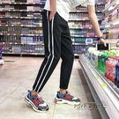 九分褲男士休閒褲秋季韓版潮流2017新款修身寬鬆小腳運動褲男褲子