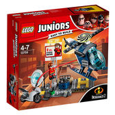 【LEGO 樂高積木】Junior系列 - 超人特攻隊2 Elastigirl s Rooftop Pursuit - LT-10759