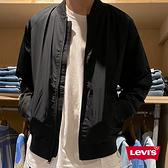 Levis 男款 飛行外套 / 黑色基本款