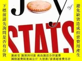 二手書博民逛書店The罕見Joy Of StatsY364682 Garner, Roberta Broadview Pr