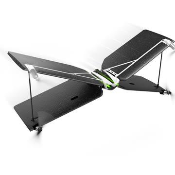 【煜茂】Parrot Swing 直升翼 滑翔/四軸兩用【附 Flypad藍芽搖控器】滑翔式 迷你無人機 四軸飛行
